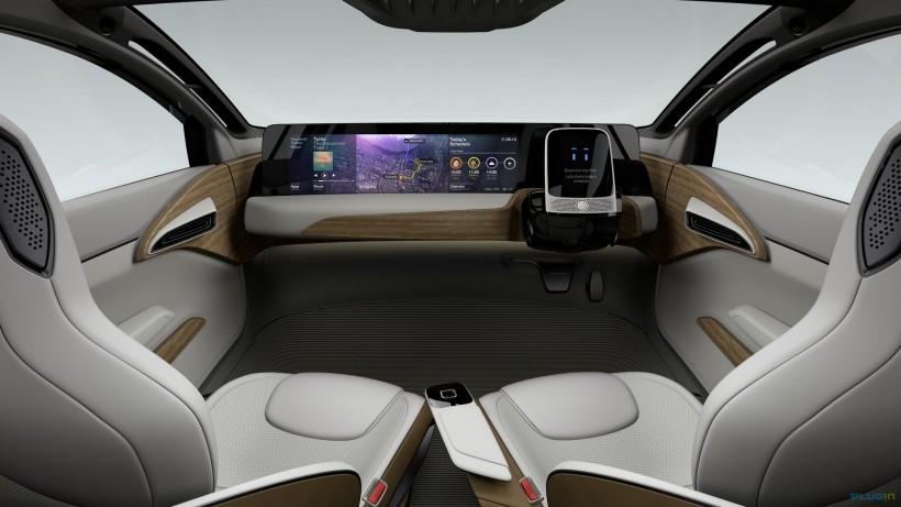 В Беларусь поставлены 2 беспилотных автомобиля